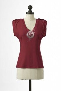 Cute college game day wear!