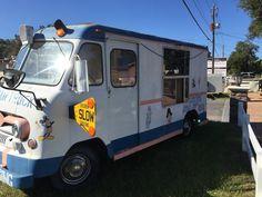 '58 Ford Ice Cream Truck