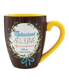 Look what I found on #zulily! 'Mother' Mug by Pavilion Gift Company #zulilyfinds