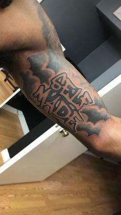Upper Arm Tattoos For Guys, Arm Tattoos Black, Half Sleeve Tattoos Forearm, Half Sleeve Tattoos For Guys, Forarm Tattoos, Cool Chest Tattoos, Half Sleeve Tattoos Designs, Chest Piece Tattoos, Cool Forearm Tattoos