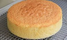 Sponge Cake Recipe – Japanese Cooking 101 – All Recipes Food Cooking Network Japanese Sponge Cake Recipe, Food Cakes, Cupcake Cakes, 7 Cake, Cupcakes, Cooking 101, Cooking Recipes, Bolo Grande, Sponge Cake Recipes