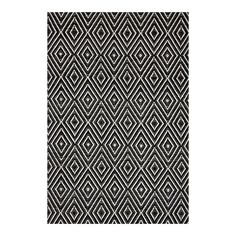I pinned this Dash & Albert Diamond Indoor/Outdoor Rug from the Details Magazine event at Joss and Main!