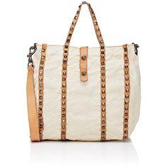 Campomaggi Women's Small Shopper Tote ($560) found on Polyvore featuring women's fashion, bags, handbags, tote bags, tan, leather tote, tan leather tote bag, tan leather handbags, shopper tote and tan leather purse