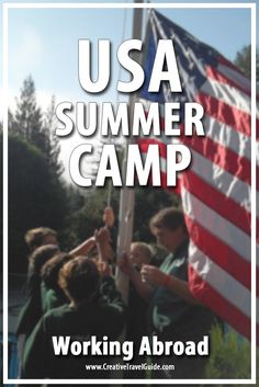 Working Abroad USA Summer Camp