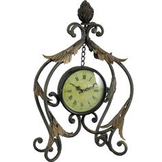 Metal Leaf Table Clock 16 X 9.25 X 5 70165 by Oriental Danny - Metal Leaf Table Clock 16 X 9.25 X 5 70165 by Oriental DannySKU: 70165Manufacturer: Oriental DannyCategory: Wall HangingsSub-Category: ClocksPattern: Metal Leaf