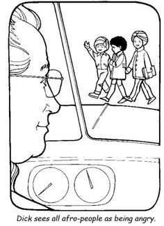 School Bus Safety Coloring Pages | Coloring Pages | Pinterest ...