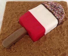 Cute summer cake idea.