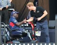 Prince Harry Ends the Invictus Games With a Lovely Speech
