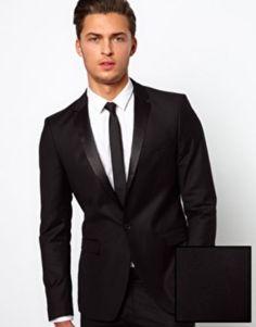 Mens-New-Stylish-Premium-Blazer-Velvet-Blazer-Jacket-Tuxedo-Coat-Tailored-Suit