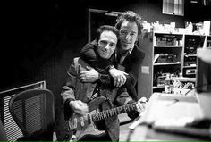 Scottsdale's Nils Lofgren Became Famous as a Member of the E Street Band; Now He Gets the Spotlight with New Box Set Music Icon, Art Music, Music Artists, Nils Lofgren, The Boss Bruce, Bruce Springsteen The Boss, Blood Brothers, E Street Band, Concert Posters