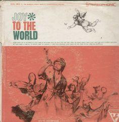 Joy To The World With The James Matheson Organ And Chime Ensemble English Vinyl LP