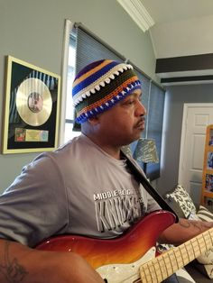 Mens Hats Collection Joe Zawinul Inspired Beanie Number 16 For Your Musician Boyfriend by niseylee on Etsy