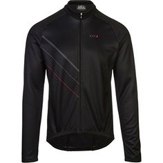 Louis Garneau Mens 2015 Equipe Long Sleeve Cycling Jersey BlackIronGrayRed  Medium     You can get more details by clicking on the image. 62c7bc05d