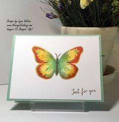 valentino watercolor card