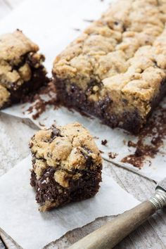 Recette du brookie, un cookie aussi grand qu'un gâteau. Ultra fondant le choco,