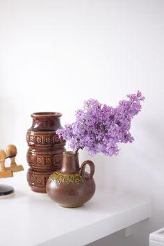 Flieder im Arbeitszimmer   Foto: Sabine Wittig