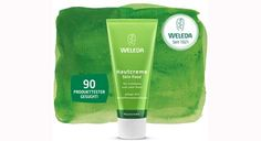 Weleda hautcreme skin food test