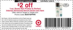 Boots no7 Restore and Renew Coupon