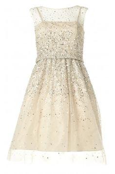 alice + olivia | alyssa embellished party dress