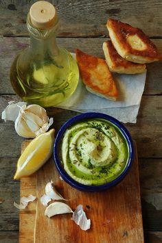 Шелковый хумус с петрушкой и как сварить нут за 20 минут - lenkazhestyanka