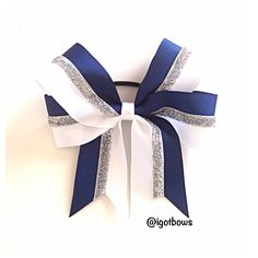 Softball Bow--THIS ONE TOO!
