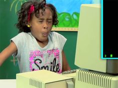 Kids React To Old Computers. And It's Brilliant.