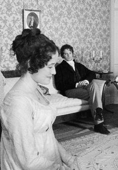 Pride and Prejudice directed by Simon Langton (TV Mini-Series, BBC 1995) #janeausten
