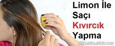 Limon İle Saç Buklesi Nasıl Yapılır? Resimli Anlatım - http://www.bizkadinlaricin.com/limon-ile-sac-buklesi-nasil-yapilir-resimli-anlatim.html  Saçınızı kıvırcık yapmak için saatlerinizi mi harcıyorsunuz? limonla saçbuklesi yapma yöntemimakalemizde pratik bir çözümeyer verdik. Bu yöntemle saçınıza kimyasal kozmetik ürünler kullanmanıza gerek kalmadan, doğal yollarla dalgalı saçlara kavuşacaksınız. Limon doğal ağartıcı olarak saç r
