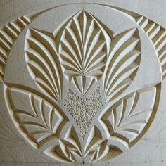 658 отметок «Нравится», 8 комментариев — Tatiana Baldina (@tatbalcarvings) в Instagram: «I am so happy to carve one my favorite patterns one more time.  Jordan Feliz - Never Too Far…»