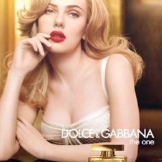 Dolce & Gabbana - Scarlett Johanson
