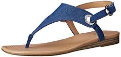 Franco Sarto Women's L-Grip2 Flat Sandal *** Tried it! Love it! Click the image. : Gladiator sandals