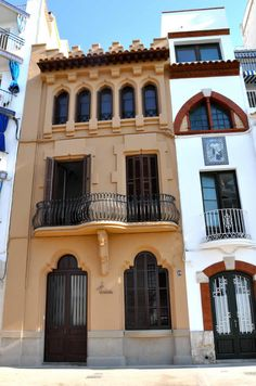 Sitges, Great Memories, Barcelona, Mansions, House Styles, Home, Walks, Exhibitions, Tourism
