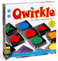 Qwirkle - Abstract boardgame