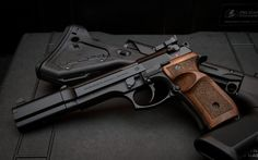 Beretta 92FS Competition by brycemorgan452