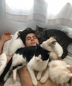 Image about cute in boys by ����� ��� on We Heart It Magcon, Taylor Giavasis, Animals And Pets, Cute Animals, Cute Baby Puppies, Nash Grier, Casino Theme, Happy People, Cat Breeds