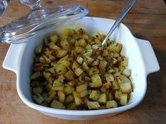 BenniPassioneCucina : Patate in padella con erbe aromatiche