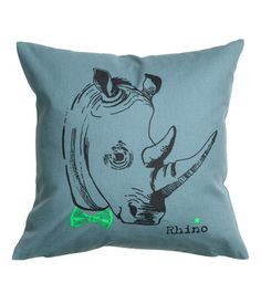 Kussen #cushion | H&M home