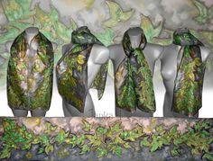 Green Leaves by jankolas.deviantart.com on @DeviantArt