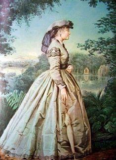 Isabel, Princess Imperial of Brazil. à Princesa Isabel, que era então regente do trono, enquanto D. Pedro II viajava pela Europa. A princesa sanciona a lei, conhecida como lei do ventre livre, que libertou todos os filhos de escravos que nascessem a partir daquela data (28/09/1871).