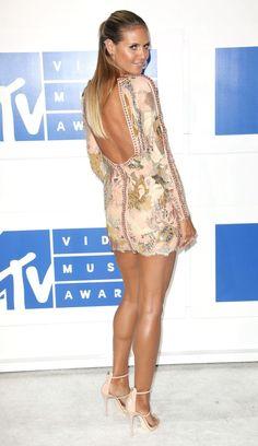 MTV VMAS 2016: HEIDI KLUM