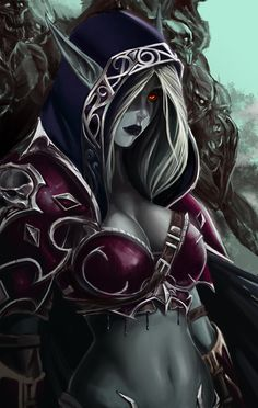 Image from fantasy and syfy..with some cats..NSFW — mystery-of-silence:   Heroes of the storm ultimate...