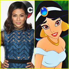 Karen David To Star As Jasmine on 'Once Upon A Time'. Finally!!! Aladdin is coming!!