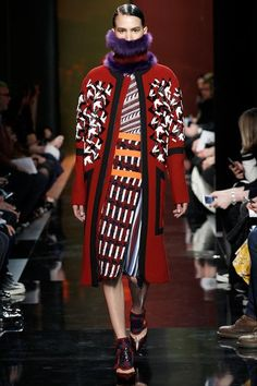Peter Pilotto Fall 2014 Ready-to-Wear Collection Photos - Vogue