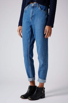 Photo 2 of MOTO Vintage High Waisted Jeans