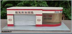 Garage Esso Depreux au 1/43