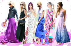 It's no secret that maxi dresses and skirts are totally in this summer. With one of the hottest and rain-filled summers ahead (fingers crossed that we're wrong), what's more perfect than an outfit that allows you breathe as you dodge puddles and umbrellas alike? Some of our favorite fashion bloggers have given us great ideas [...]