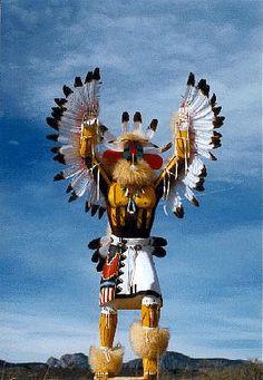 Zuni Kachina Dolls   Deer Track Traders -- M -- Kachinas