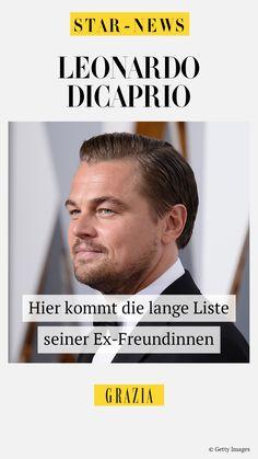 Leonardo DiCaprio hat nicht nur eine lange Liste an Blockbustern, sondern auch an Ex-Freundinnen aufzuweisen. Welche schönen Frauen der Hollywoodstar zu seinen Verflossenen zählt, haben wir für euch recherchiert… #grazia #grazia_magazin #leodicaprio #leonardo #leonardodicaprio #ex #exfreundinnen