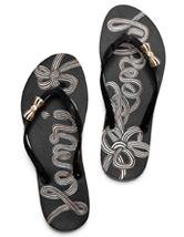 cute flip flops from Bendel's