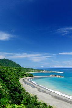 Taitung, Taiwan by Hugo Lee, via 500px